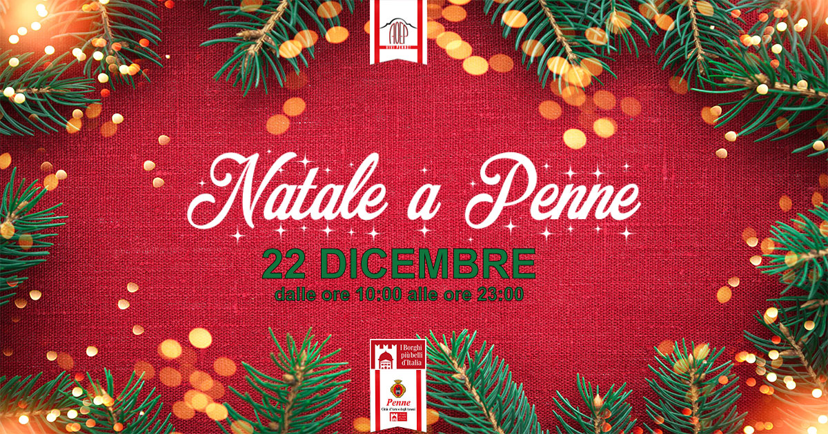 natale a penne 2019